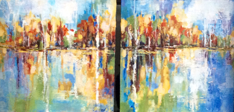 REFLECTIONS - SOLD