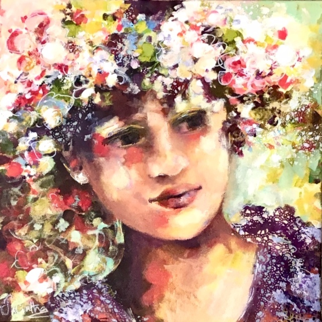 SOLD - FLOWER CHILD