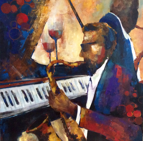 SOLD - JAZZ DUO