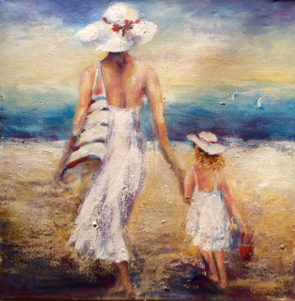 BEACH TIME-SOLD
