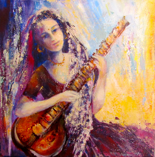 SITAR SOUNDS - SOLD