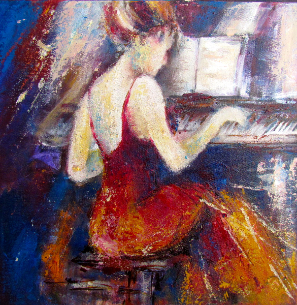 EVENING MELODY - SOLD