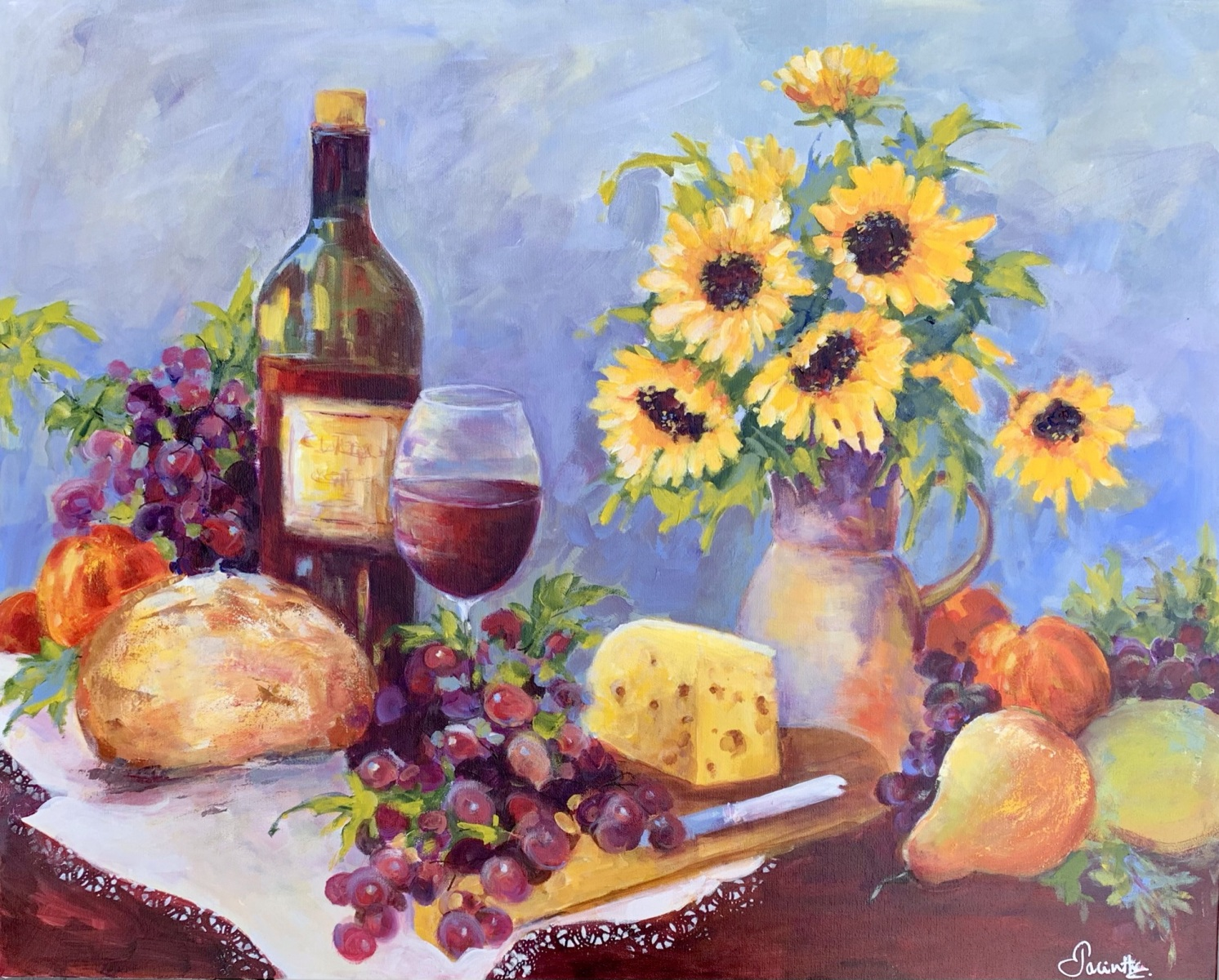 SOLD - SUMMER WINE