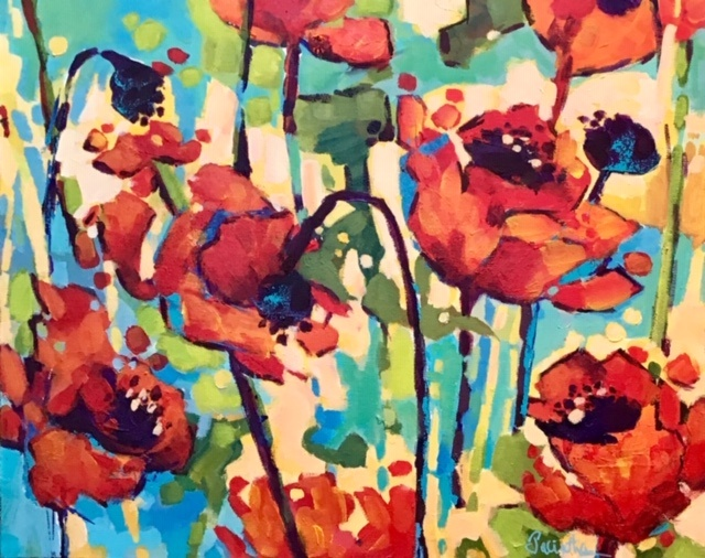 DANCING POPPIES (2)