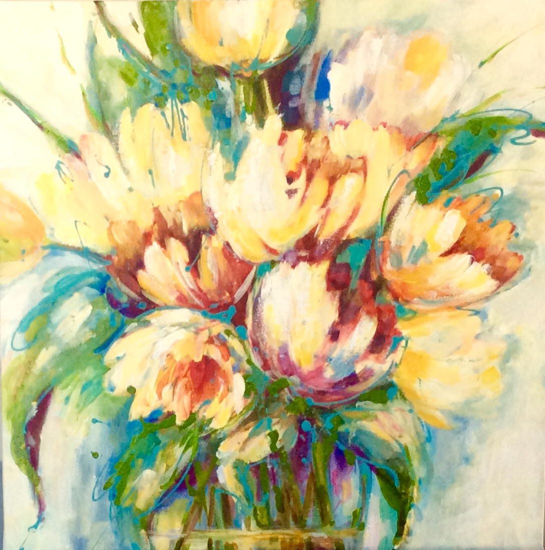 SOLD - SUNSHINE BLOOMS