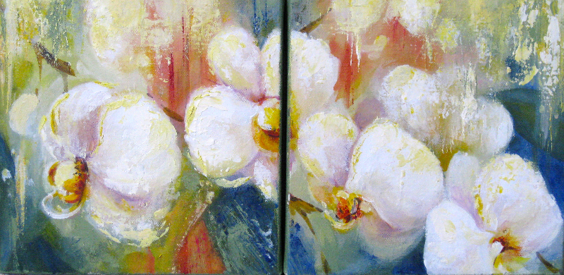 ANGELA'S ORCHIDS- SOLD
