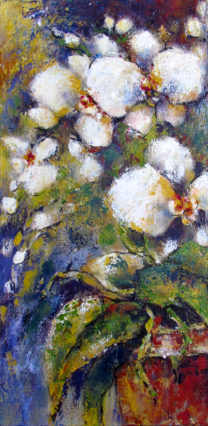 ANGELA'S ORCHIDS (2) - SOLD