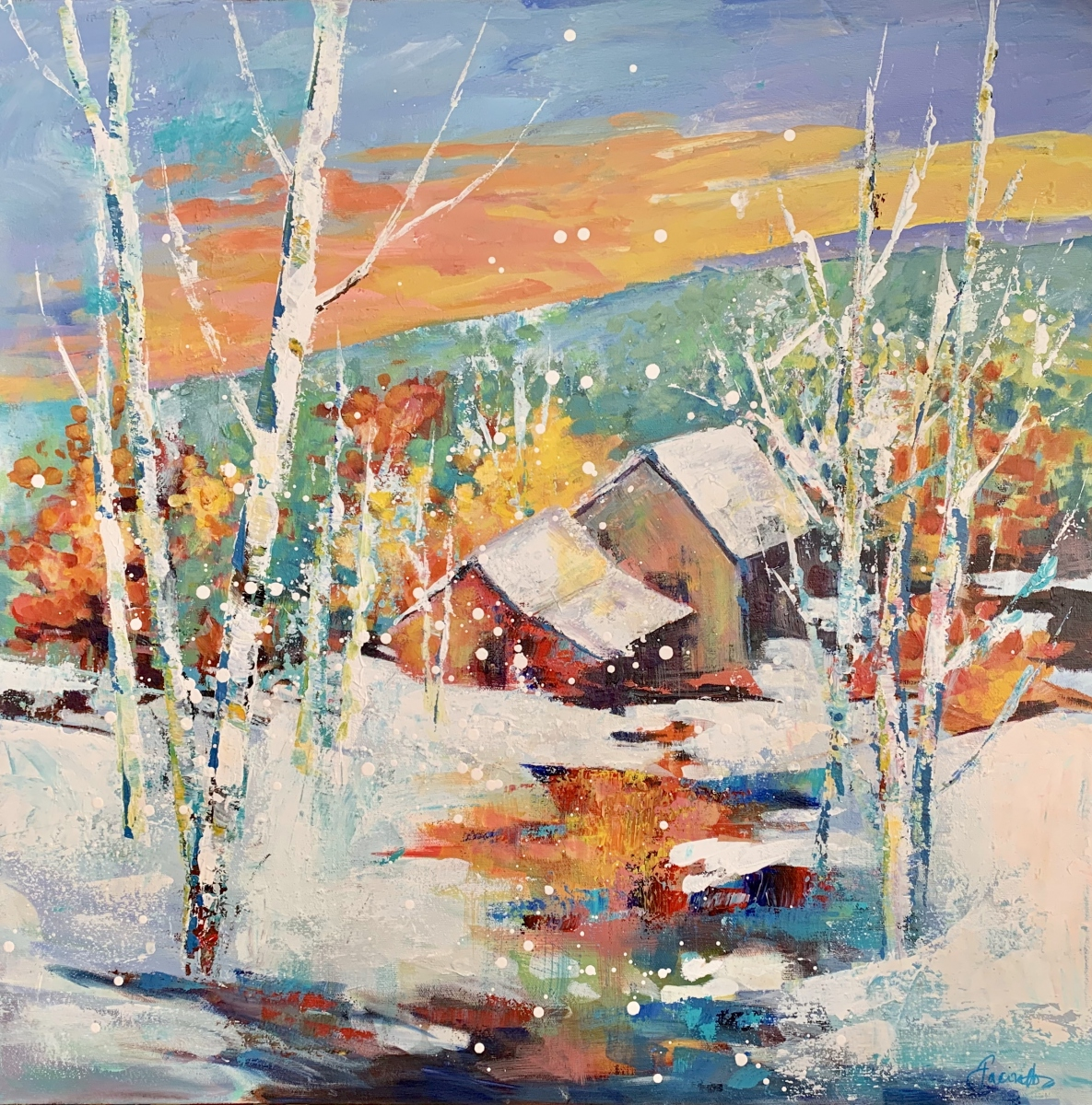 SOLD - EARLY SNOW