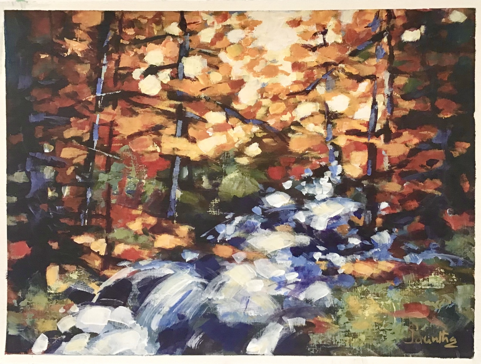 SOLD - FALL SPLENDOUR (2)