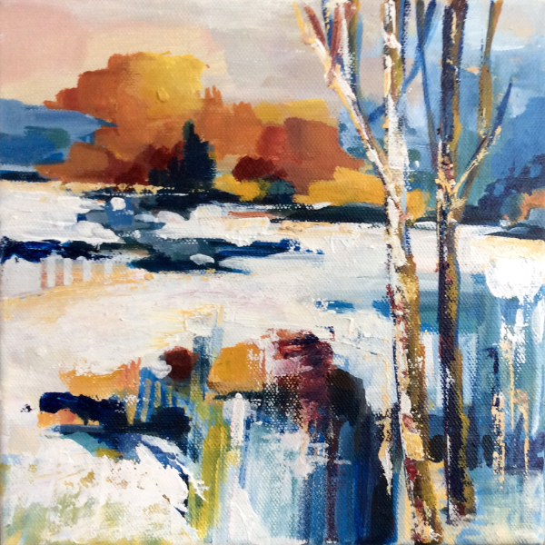 WINTER SUN - 1 - Sold