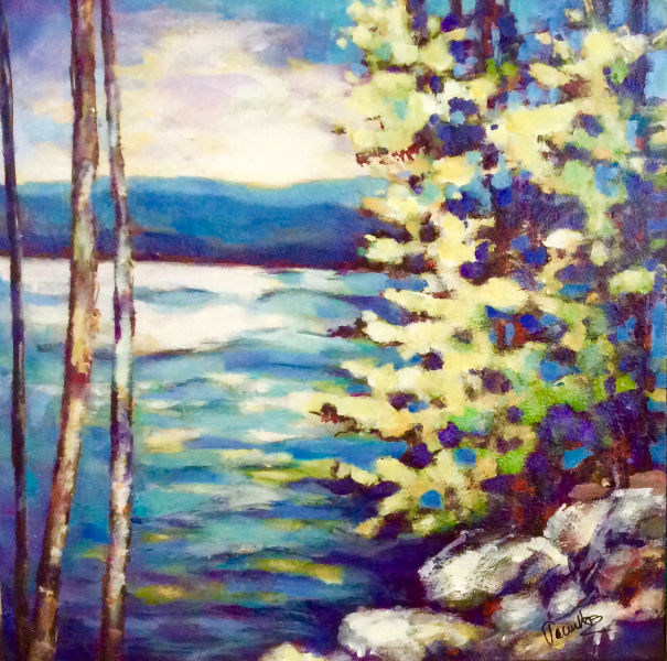 A NEW DAY -SOLD