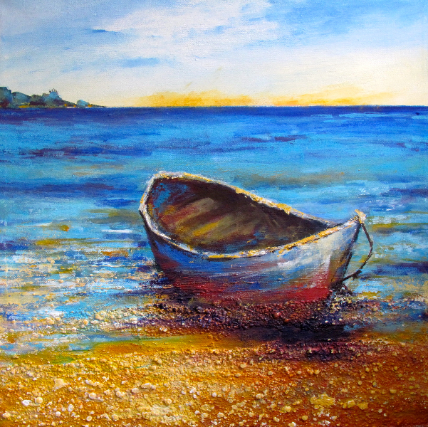 SAFE ASHORE - SOLD