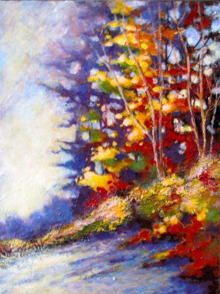 DOWN THE HILL - SOLD