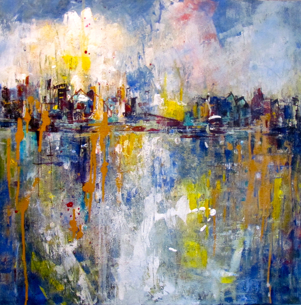 SHOWERS IN THE CITY - SOLD
