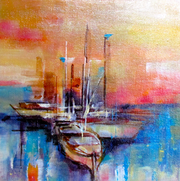 BY THE MARINA - SOLD