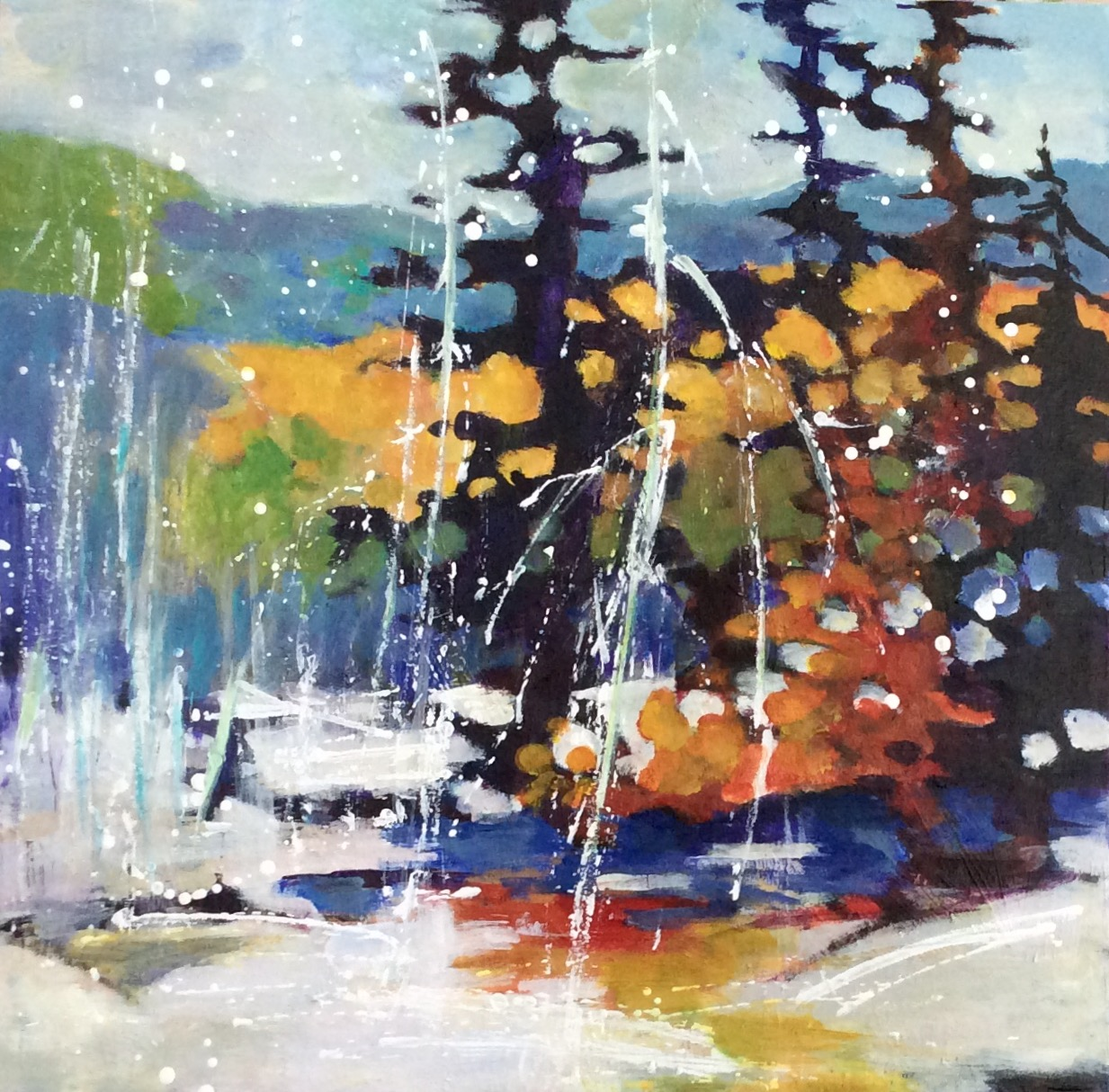 SOLD- EARLY SNOW