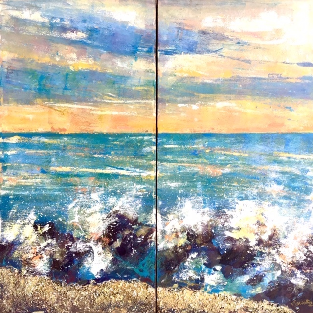 SOLD - OCEAN SOUNDS