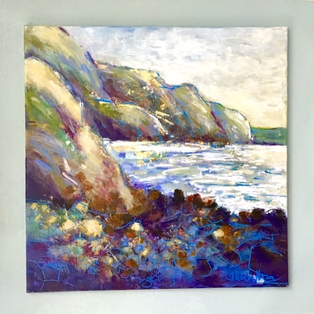 SOLD - CALIFORNIA SHORELINE (2)